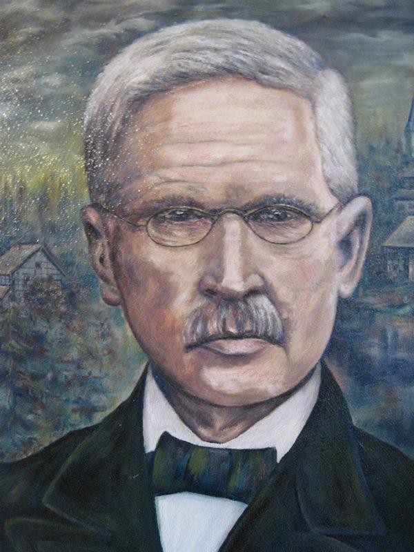 Friedrich Wilhelm Raiffeisen- Ein Deutscher Sozialreformer