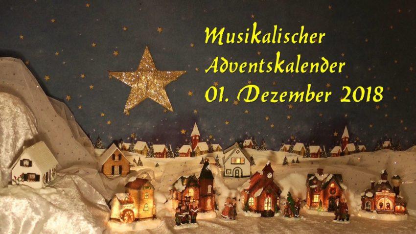 Musikalischer Adventskalender