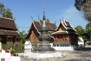 Mit Der Kamera Nach Laos
